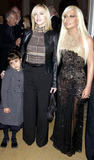 Gianni Versace Photo - DAVE BENETTALPHA 049338 14102002MADONNA  DAUGHTER LOURDES WITH DONATELLA VERSACE-STAR STUDDEN PARTY FOR VA EXHIBITION VERSACE AT THE VA - A RETROSPECTIVE OF THE WORK OF GIANNI VERSACEAT THE VICTORIA AND ALBERT MUSEUM SOUTH KENSINGTON LONDONA12277       CREDIT ALPHAGLOBE PHOTOS INC