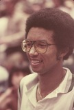 Arthur Ash Photo - Arthur Ashe 1978 Photo by Jackie Giroux-Globe Photos Inc