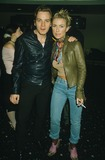 Ewan Mcgregor Photo - Ewan Mcgregor with Meg Matthews at Existenz Premiere  Warner Brothers  West End Photo by Alpha-Globe Photos Inc
