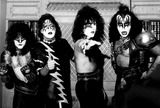 Ace Frehley Photo - Kiss ( Eric Carr  Ace Frehley  Paul Stanley  Gene Simmons ) 11-1982 Photo by Uppa-ipol-Globe Photos Inc