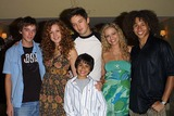 Allen Alvarado Photo - JEREMY JAMES KISSNER HALLEE HIRSH JOHNNY PACAR LAUREN STORM CORBIN BLUE AND ALLEN ALVARADO FRONT-FLIGHT 29 DOWN PREMIERE PARTY -THIS NEW SERIES WILL BE ON NBC SATURDAY MORNINGS -GRAZIELA HOTEL BURBANK CA -09-29-2005 -PHOTO BY NINA PROMMERGLOBE PHOTOS INC2005K44845NPLAUREN STORMALLEN ALVARADOCORBIN BLUEJOHNNY PACARJEREMY JAMES KISSNERHALLEE HIRSH