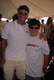 Andrew Stein Photo - Andrew Stein with Son Jake 1998 K12873ww 4th Ann Bridgehampton Polo Opening Day Mercedes Benz Polo Photo by Walter Weissman-Globe Photos Inc