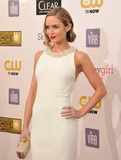 Emily Blunt Photo - Emily Blunt attending the 18th Annual Critics Choice Movie Awards Red Carpet Arrivals Held at Barker Hanger in Santa Monica California on January 10 2013 Photo by D Long- Globe Photos Inc
