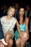 Claire Danes Photo - Olympus Fashion Week Calvin Klein Fall 2005 Collection (Celebs) at Milk Studio New York City 02-10-2005 Photo Sonia Moskowitz-Globe Photos Inc 2005 Claire Danes and Katie Holmes