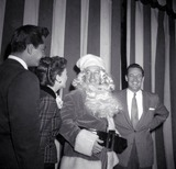 Anne Baxter Photo - John Derek Anne Baxter Bing Crosby William Holden at Hollywood Womens Press Club Xmas Party Photo Nate CutlerGlobe Photos Inc