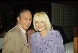 Danny Thomas Photo - Danny Thomas with Ann Jillian Photo by Michelson-Globe Photos Inc