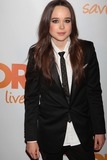 Ellen Page Photo - Ellen Page at the Trevor Project Trevorlive at Marriott Marquis Hotel 6-16-2014 John BarrettGlobe Photos