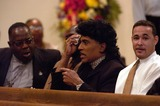 Little Richard Photo - Ray Charles Memorial Service at the First Ame Church in Los Angeles California 06182004 Photo by Milan RybapoolGlobe Photos Inc 2004 Little Richard