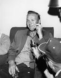 Arnold Palmer Photo - Arnold palmerphoto by Morgan fitz-globe Photos Inc