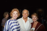 Nancy Dussault Photo - Audrey Meadows with Ted Knight  Nancy Dussault N0682 Supplied by Globe Photos Inc