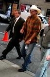 Alan Jackman Photo - Celebs at David Lettermen Show W53 St New York City 10-12-2006 Photos by John Barrett-Globe Photosinc 2006 Alan Jackman