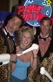 Esther McVey Photo - Dave Benett_alpha Dm041546 25072000 Esther Mcvey -the Flintstones in Viva Rock Vegas Movie Premiere Party at Planet Hollywood London
