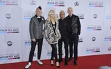 Adrian Young Photo - Adrian Young Gwen Stefani Tony Kanal Tom Dumant (No Doubt) attending the 40th Anniversary American Music Awards- Arrivals Held at the Nokia Theatre in Los Angeles California on November 18 2012 Photo by D Long- Globe Photos Inc