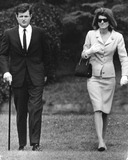 Lee Radziwill Photo - Ted Kennedy and Lee Radziwill CpGlobe Photos Inc