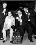 Stan Laurel Photo - Stan Laurel and Oliver Hardy Laurel and Hardy Photo ByGlobe Photos Inc