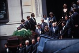 Jackie Onassis Photo - 05301994 Jacqueline Bouvier Kennedy Onassis Funeral Photo Norman Isaacs Ipol Globe Photo Sinc 1994 Christopher Lawford Ted Kennedy Jr Robert Kennedy Jr John Kennedy Jr Caroline Kennedy Schlossberg St Ignatius Loyola Church