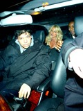 VICTORIA SILVERSTEDT Photo - Picture Must Be Credited Oliver PolteralphaGlobe Photos Inc 056730 12-13-2004 Victoria Silverstedt -Celebrities Leaving the La Dolce Vita Christmas Party at Old Billingsgate Market London
