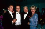 John Forsythe Photo - Linda Evans with John Forsythe 1982 12169 Photo by Allan S Adler-ipol-Globe Photos Inc