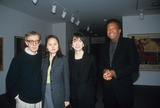 Soon-Yi Previn Photo - Woody Allen  Soon Yi Previn  Jean Doumanian and John Johnson Destro Rosso Cocktail Reception and Screening at Moma in New York 1999 K17242smo Photo by Sonia Moskowitz-Globe Photos Inc