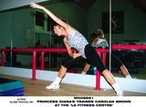 Princess Diana Photo - Princess Dianas Trainer Carolan Brown at the LA Fitness Centre AlphaGlobe Photos Inc