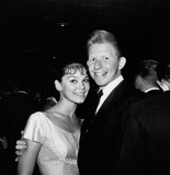 Jimmy Boyd Photo - Yvonne Craig and Husband Jimmy Boyd Supplied by Globe Photos Inc
