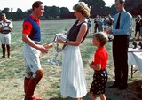 James Hewitt Photo - Major James Hewitt and Princess Diana Photo by Cp-Globe Photos  Inc