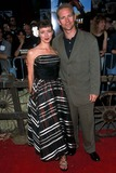 Mia Sara Photo - Shanghai Noon Premiere at Manns Theatre 05232000 Photo Fitzroy Barrett  Globe Photos Inc 2000 Mia Sara and Jason Connery Plaidtm