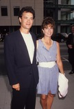 Tom Hanks Photo - Tom Hanks with Rite Wislon 1992 Photo by Michael Ferguson-Globe Photos Inc