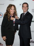 Catherine Bach Photo - Catherine Bach Eric Garcetti attending the 14th Annual Eagle and Badge Foundation Gala Held at the Hyatt Regency Plaza Hotel in Los Angeles California on October 17 2015 Photo by David Longendyke-Globe Photos Inc