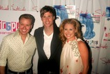 Ashley Parker Angel Photo - Hairspray Celebrates Its 5th Anniversary on Broadway with a Party at Spotlight Live Times Square New York City 08-16-2007 Photos by Rick Mackler Rangefinder-Globe Photos Inc2007 Ashley Parker Angel with Hairspray Castmates