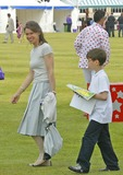 Lady Sarah Chatto Photo - Lady Sarah Chatto and Elder Son Samuel the Queen Hosts a Party to Celebrate British Childrens Literature Buckingham Palace  London A18936 062068 06-25-2006 Photo by Joe Little-alpha-Globe Photos Inc
