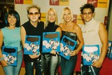 Faye Tozer Photo - Steps Group at Steps in Private Book Signing  Virgin Magastore Piccadilly Members Claire Richards Faye Tozer Lisa Scott-lee Ian H Watkins and Lee Latchford-evans Photo by Alpha-Globe Photos Inc