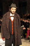 Antonio Marras Photo - Mens Fall Winter 2005 Collection Milano-01122004 Antonio Marras Catwalk Photo by Claudio VeneronilapresseGlobe Photos