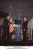 JFK Jr Photo - George Pataki JFK JFK Jr JFK Jr