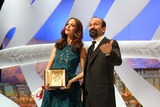 Asghar Farhadi Photo - Best Actress Winner Berenice Bejo and Director Asghar Farhadi Attend the Closing Ceremony During the 66th Cannes International Film Festival at Palais Des Festivals in Cannes France on 26 May 2013 Photo Alec Michael Photo by Alec Michael - Globe Photos Inc