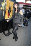 ANGELA MARIE Photo - George Barris King of the Kustomizers 88th Birthday Party Barris Kustom Shop North Hollywood CA 11242013 Angela Marie DE Pietro Clinton H Wallace-ipol-Globe Photos Inc Photo by Clinton H Wallace - Globe Photos Inc