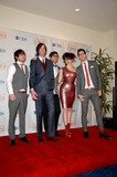 Alex Suarez Photo - Nate Novarro Ryland Blackinton Alex Suarez Victoria Asher and Gabe Saporta During the 2010 Peoples Choice Awards Held at the Nokia Theatre on January 6 2010 in Los Angeles Photo Michael Germana - Globe Photos Inc 2009