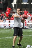 Josh Charles Photo - Josh Charles at Madden Nfl 12 Pigskin Pro-am Game in Bryant Park 7-27-2011 Photo by John BarrettGlobe Photos Inc