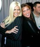 Stephanie McMahon Photo - Torrie Wilson and Stephanie Mcmahon K30680rm 2003-2004 Upn Upfront Presentation at Madison Square Garden in New York City 5152003 Photo Byrick MacklerrangefinderGlobe Photos Inc