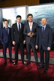 Tom Holland Photo - Tom Holland Benjamin Walker Chris Hemsworth Ron Howard Attend the New York Premiere of in the Heart of the Sea Jazz at Lincoln Center Frederick P Rose Hall Time Warner Center NYC December 6 2015 Photos by Sonia Moskowitz Globe Photos Inc