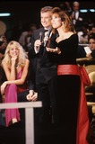 Kathie Lee Gifford Photo - Kathie Lee Gifford Regis Philbin Miss America Pagaent 1991 A8035 Photo by Adam Scull-Globe Photos Inc