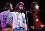 Bee Gees Photo - Bee Gees-maurice Barry and Robin Gibb Karin EpsteinGlobe Photos Inc Mauricegibbretro