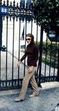Jackie Onassis Photo - Jacqueline Kennedy Onassis in Paris Photojim Colburn  Ipol  Globe Photos Inc 1980 Jacquelinekenndeyonassisretro