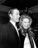 Johnny Carson Photo - Photo Globe Photos Inc 1970 Johnny Carson and Dyan Cannon