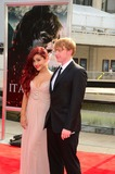 Arianna Grande Photo - Arianna Grande Rupert Grint Harry Potter Premiere Lincoln Center nyc 07-11-2011 Photo by Ken Babolcsay- IpolGlobe Photo