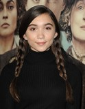 Rowan Blanchard Photo - Rowan Blanchard attending the Los Angeles Premiere of Suffragette Held at the Academy of Motion Picture Arts and Science in Beverly Hills California on October 202015 Photo by David Longendyke-Globe Photos Inc
