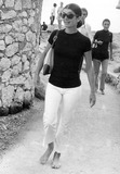 Jacqueline Kennedy Onassis Photo - Jacqueline Kennedy Onassis Photo by Lino Nanni-Globe Photos