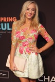 Nastia Liukin Photo - Nastia Liukin at Opening Night of the New York Spring Spectacular at Radio City Music Hall 3-26-2015 John BarrettGlobe Photos