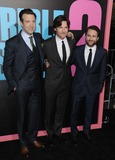 Charlie Day Photo - Jason Sudeikis Jason Bateman Charlie Day attending the Los Angeles Premiere of Horrible Bosses 2 Held at the Tcl Chinese Theatre in Hollywood California on November 20 2014 Photo by D Long- Globe Photos Inc