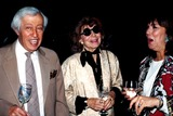 Adolph Green Photo - 1990 Adolph Green_betty Comden_phyllis Newman Photo by Bill CrespinelGlobe Photosinc Obit